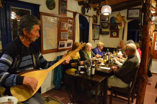 Kapikiri, Tyrkia: Dinnig room