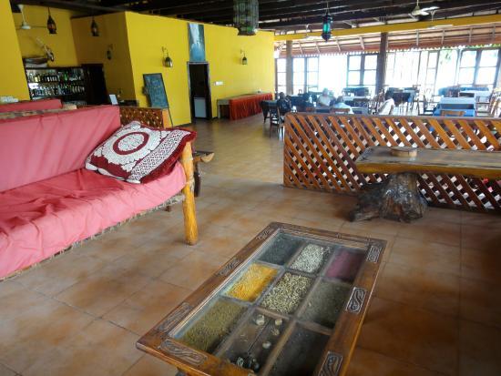Swahili Beach Resort: ロビー