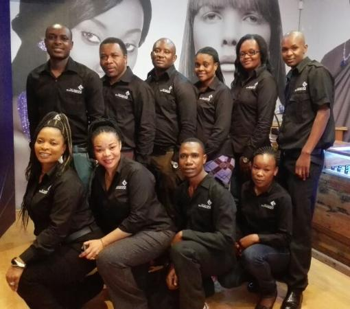 The team at The Tanzanite Experience