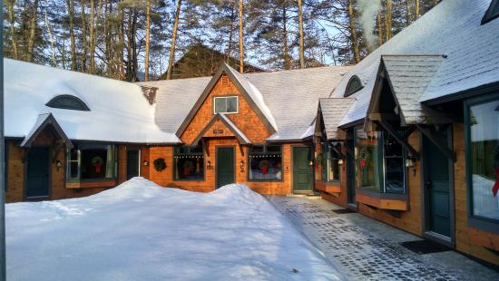 Schroon Lake, estado de Nueva York: Winter Months