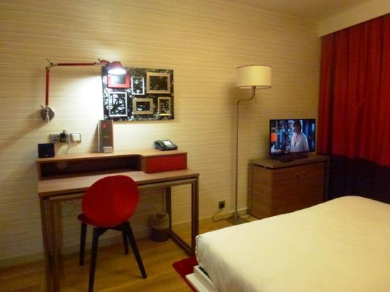 Kamar picture of aparthotel adagio birmingham city for Appart hotel birmingham
