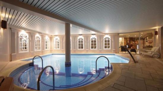 Hotel Quartier Latin: Le spa.