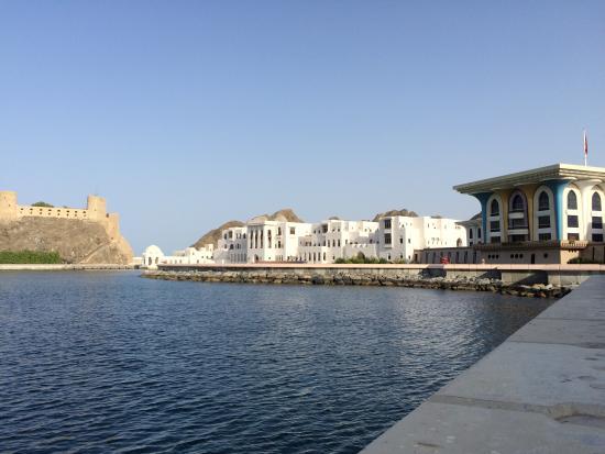 Muttrah, Ομάν: sultan qaboos palace