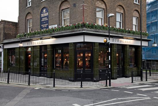 Photo of Pub The Birdcage at 80 Columbia Road, London E2 7QB, United Kingdom