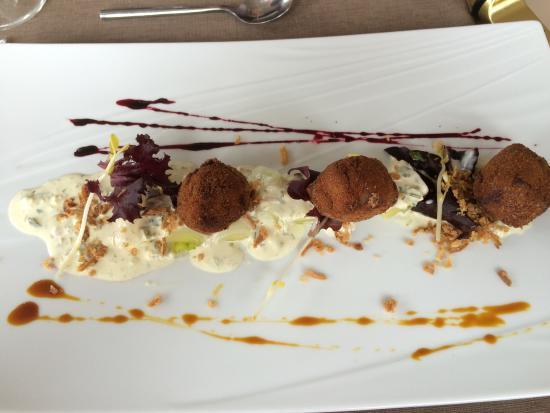 Badefols-sur-Dordogne, Francia: Meal at Le Chopin Gourmand (Cote Rivage)