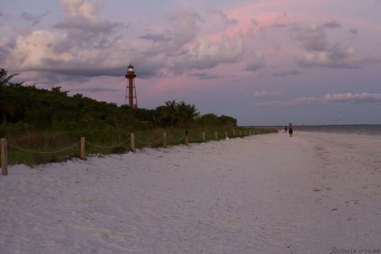 Sanibel Island Lighthouse: Sanibel Island Light