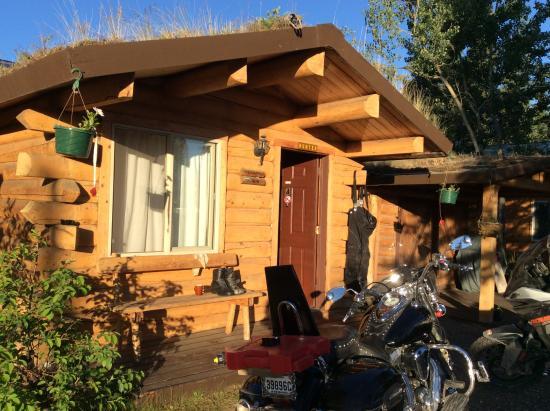 Tok, Аляска: Cabin 1