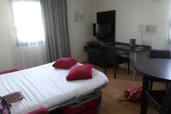 Foto de Residhome Appart Hotel Tolosa