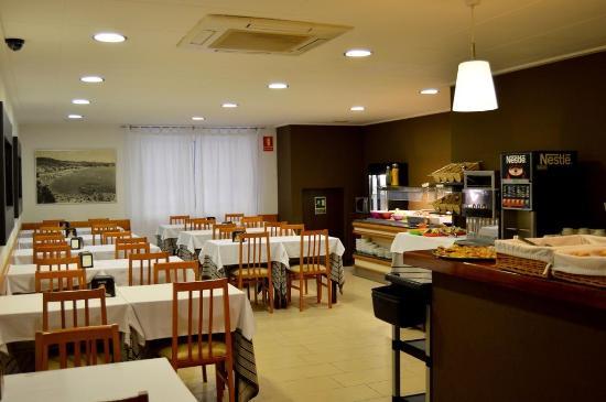 Hotel Norai : в Столовой