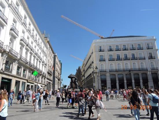 20151230 170101 picture of puerta del sol for Puerta del sol santiago