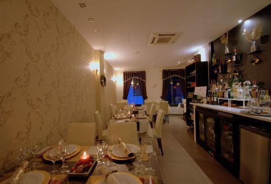 Amigos Restaurant and Roof Terrace : Christmas Dinner at Amigos Restaurant, Benidorm 2015