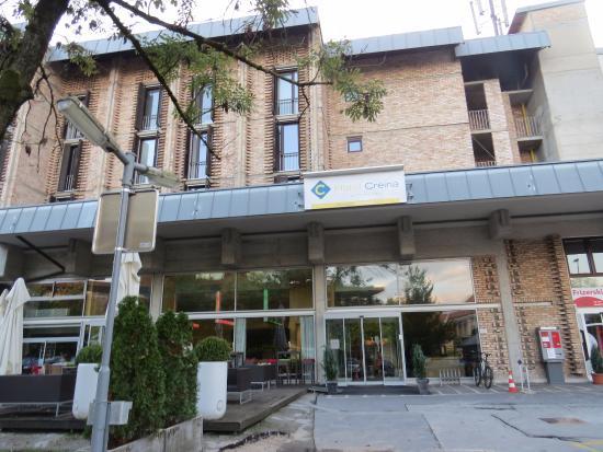 Hotel Creina Kranj Slovenija