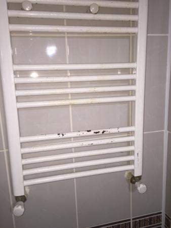 Sirma Sultan Hotel Istanbul: bathroom