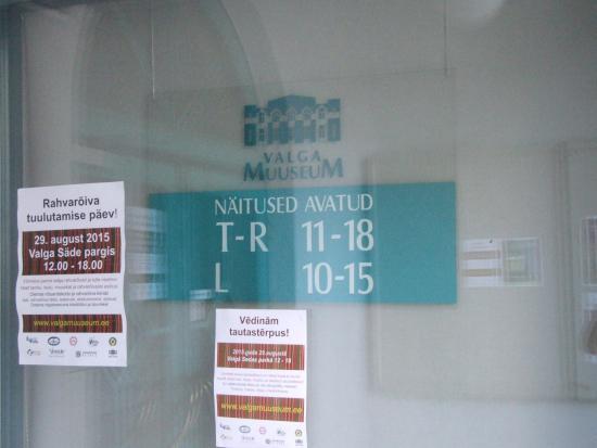 Valga Museum