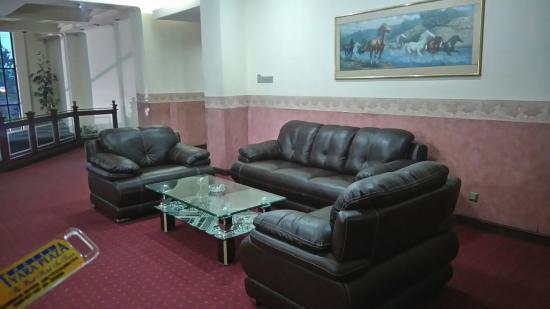 Mezzanine Area mezzanine area - picture of tyara plaza hotel, ciamis - tripadvisor