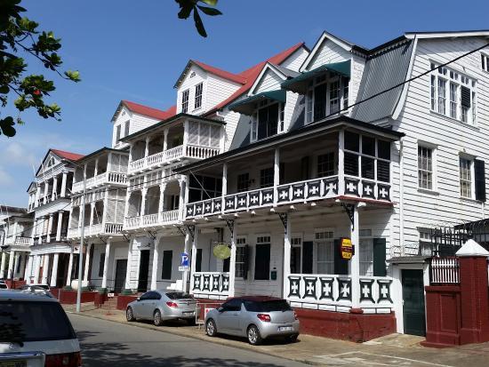 Hotel La Petite Maison: La Petite maison dans Waterkant