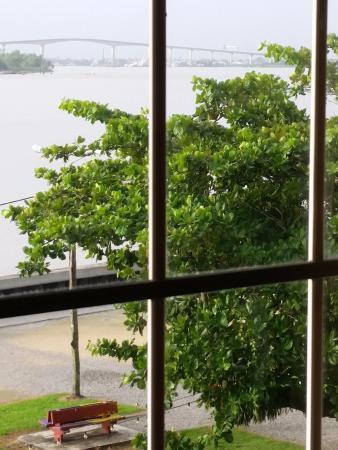 Hotel La Petite Maison : vue de la chambre 44