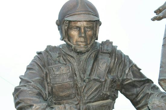 Monument to Firefighters and Lifeguards