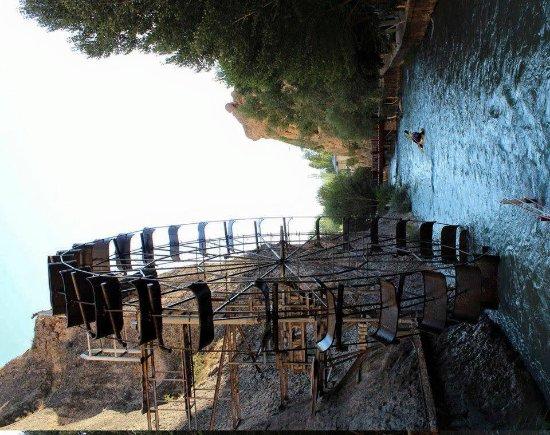 Hamidiye Mall: tohma kanyonu