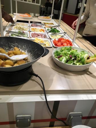 Restaurant a la bonne heure dans lons le saunier - Cuisine lons le saunier ...