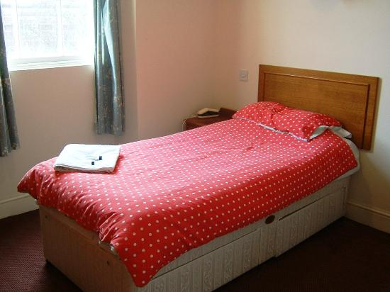 Alford, UK: Single Room