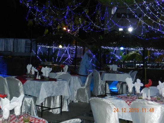 Manisa Hotel: réveillon de noël