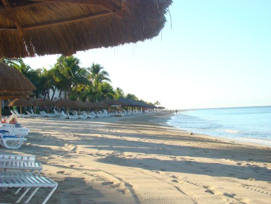 Royal Decameron Indigo Beach Resort & Spa: plage