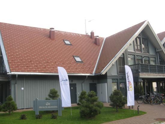 Preila, Liettua: Отель