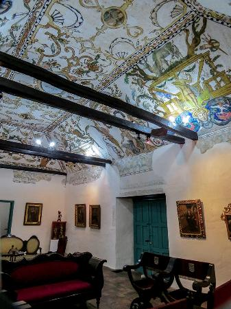Tunja, Colombia: The oldest painted ceilings in the city