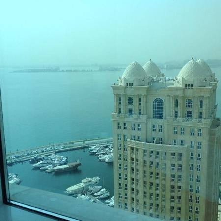 Hilton Doha: Daytime View From Room
