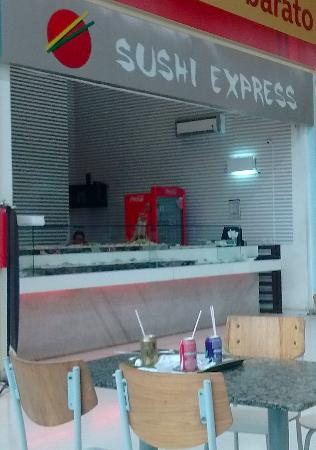 Sushi Express Japanese Fast Food