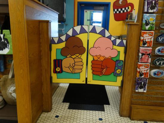 Waterbury, Vermont: doors