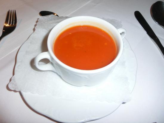 Rot am See, Deutschland: スープ