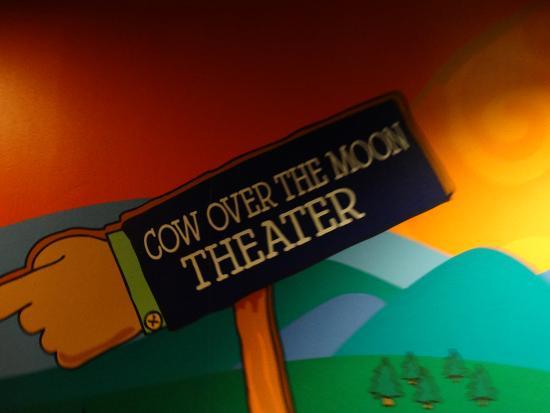Waterbury, Вермонт: movie time