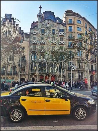 vehiculos hasta 7 plazas photo de taxi barcelona barcelone tripadvisor. Black Bedroom Furniture Sets. Home Design Ideas