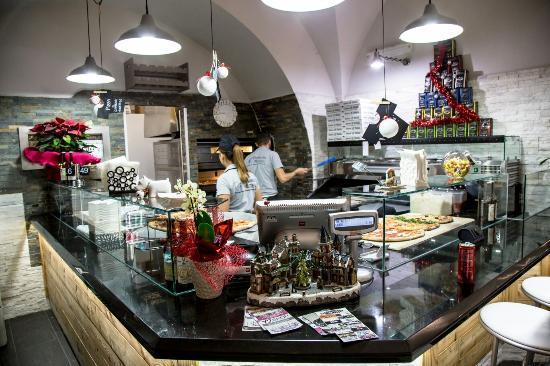 Pizzeria Spicchio Pizza
