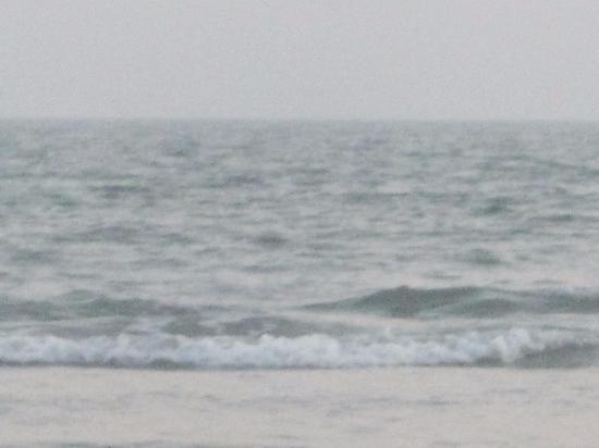 Mandarmani Beach: Clam Beach