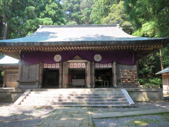 ‪Wadatsu Shrine‬