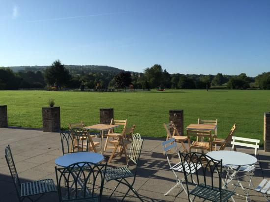 Aston Clinton, UK: Your Cafe in the Park