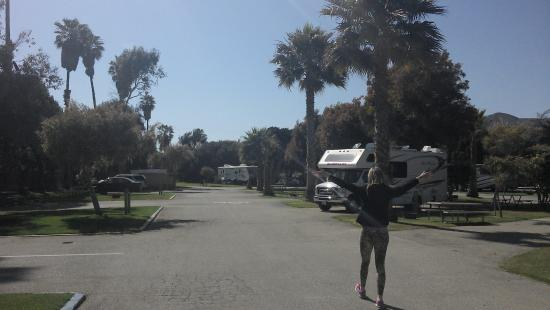 Ventura Beach Rv Resort Legal
