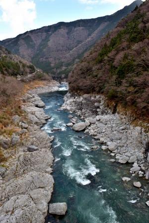 Kobokekyo Canyon (三好市) - 評論 Kobokekyo Canyon