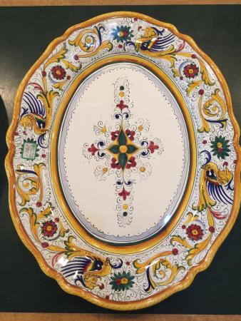 Biordi Art Imports : Beautiful Italian Platter