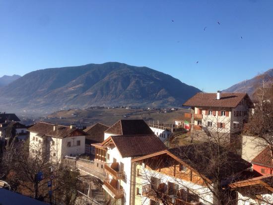 Christophs Hotel: Ausblick vom Balkon