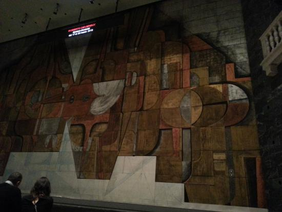 Teatro Carlo Felice : Fire curtain and proscenium