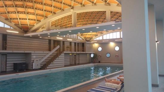 Abano Ritz Terme: piscina interna