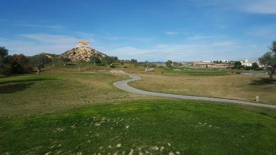 Sucina, Spain: Peraleja golf course