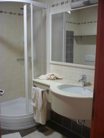 Hotel Bellevue : Bathroom