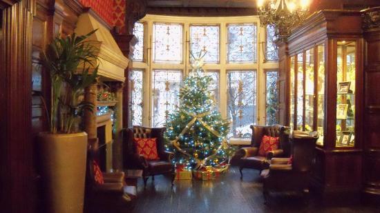 Christmas Cheer Picture Of Grand Royale London Hyde Park London Tripadvisor