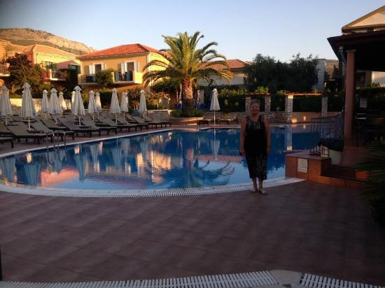 9 Muses Hotel Skala Beach: bigger pool