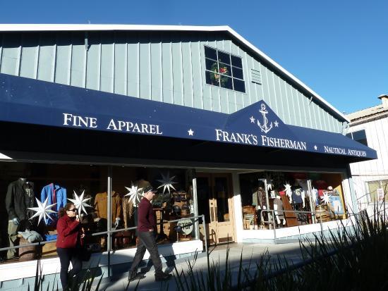 Frank's Fisherman